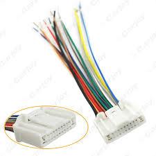 subaru radio wiring reviews online shopping subaru radio wiring car stereo cd player wiring harness adapter plug for nissan subaru infiniti oem factory radio cd 3995