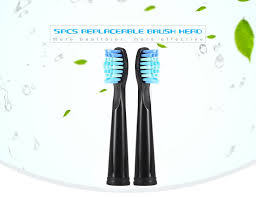Alfawise SG 949 Sonic Electric Toothbrush Series 5pcs <b>Mini Brush</b> ...