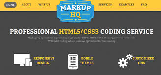 Top 10 PSD to HTML Service Providers | BestDesign2Themes