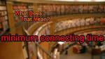 minimum connecting time