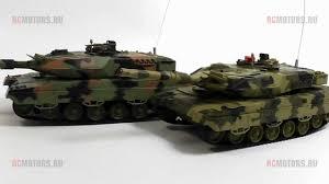 Видео-обзор <b>радиоуправляемых</b> танков <b>Huan Qi</b> от RCMOTORS ...