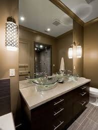 mirror height sink contemporary