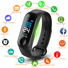 top 9 most popular <b>smart bracelet watch</b> bluetooth <b>fitness</b> list and get ...