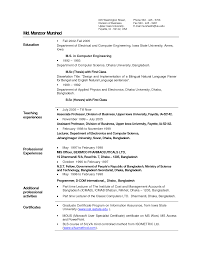 example of teacher resume elementary cipanewsletter fax disclaimer sampleresume examples sample resume skills and