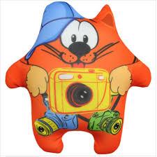 <b>Мягкая Игрушка Кот Профи</b> 03 Оранжевый Кот — купить в ...