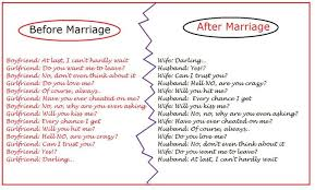 Marriage Love Poems For Husband | Love before and after marriage ... via Relatably.com