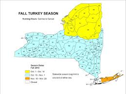 Turkey Hunting Seasons - NYS Dept. of Environmental Conservation