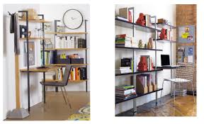 home office cb2 office