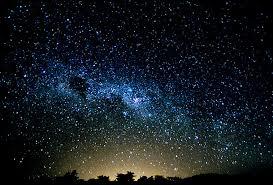 Contemplar as estrelas do céu é exercitar nossa eternidade com Deus.