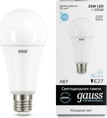 "<b>Лампочка</b> Gauss <b>Лампа светодиодная</b> Gauss ""<b>LED</b> Elementary ..."