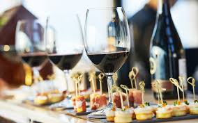 Image result for wine and food cocktail party