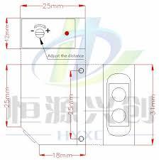 <b>Free shipping</b>,<b>Photoelectric switch</b>,photoelectric sensor,Detection ...