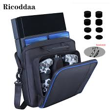 For PS4 Game Sytem <b>Bag</b> Canvas Carry <b>Bags</b> Case Protective ...