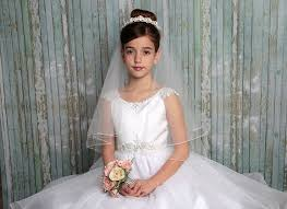 How to Choose a First <b>Communion Dress</b>