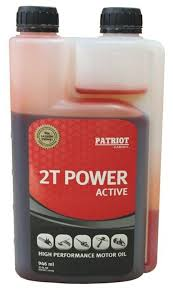 <b>Масло</b> для садовой техники <b>PATRIOT Power Active</b> 2T ...