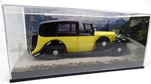 OPO 10 - <b>Goldfinger Rolls</b> Royce Phantom III James Bond 007 <b>1</b>:43