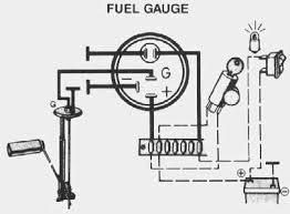 gas gauge wiring diagram gas wiring diagrams online marine fuel gauge wiring diagram meetcolab