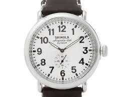 the best men s watches for under £500 shinola watch 43