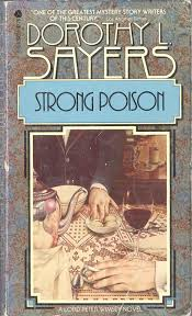 Image result for Strong Poison by Dorothy Sayers