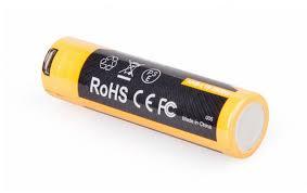<b>Аккумулятор</b> перезаряжаемый <b>18650 Fenix ARB</b>-<b>L18</b>-<b>3500U</b> ...