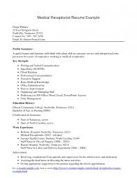 executive assistant healthcare resume healthcare resume example berathen com healthcare resume example berathen com middot administrative assistant on resume chronological