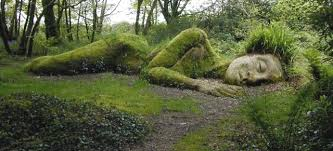 Giant in Lost Gardens of Heligan
