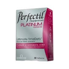 Характеристики модели Перфектил платинум таб. №30 на ...