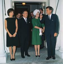 Image result for grace kelly meets kennedy
