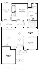 Contemporary Home Designs Modern House Plans Popular Homes Small    Modern Ranch House Plans Builder Simple Home Narrow Lot Contemporary Design Plan Designs Large Style Homes