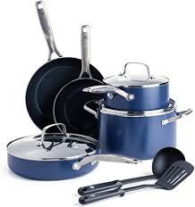Amazon.com: Blue <b>Diamond</b> Cookware Ceramic Nonstick ...