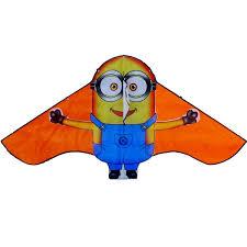 Free shipping <b>new design</b> lovely Minions kite <b>3pcs</b>/<b>lot</b> child kite ...