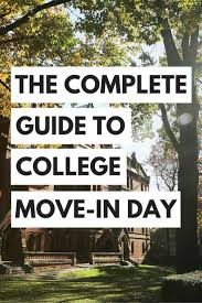 best ideas about college freshman tips college the complete guide to college move in day
