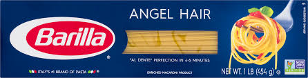 barilla pasta angel hair lb com