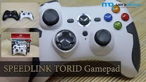 Обзор <b>SPEEDLINK TORID Gamepad</b> Wireless - YouTube