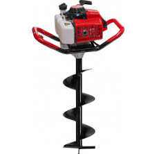 Бензобур <b>ADA Ground Drill</b>-<b>7</b> в комплекте со шнеком Drill 250 ...