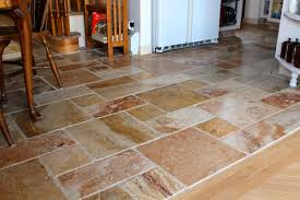 Large Floor Tiles For Kitchen Best Flooring For Kitchen Beauty Or Practicality Kitchen Design