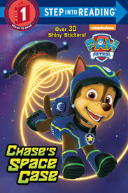 Chase's Space Case (Paw Patrol) - Step Into Reading