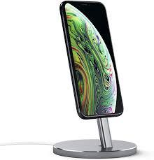 Док-станция <b>Satechi Aluminum</b> Desktop Charging Stand Silver for ...