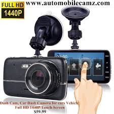 Shop best Dashboard car camera at Automobile camz | Videos ...