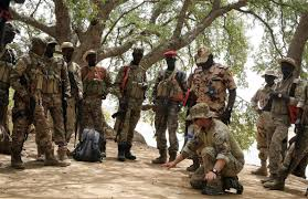FLINTLOCK <b>Special Operation</b> Exercise   U.S. Embassy in Chad