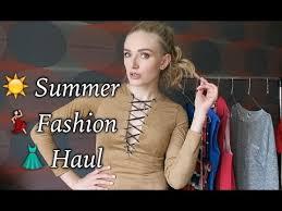 Мой летний гардероб   Бюджетные покупки на лето   Summer ...