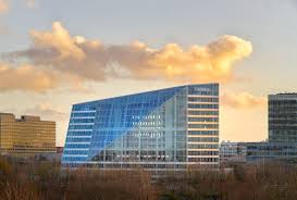 the edge is the greenest most intelligent building in the world build office video