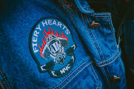 During the year, the fire-fighting <b>motorcycle club</b> Fiery Hearts MCC ...