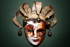 Znalezione obrazy dla zapytania maski karnawałowe