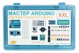 Электронный <b>конструктор Смайл</b> Мастер <b>ARDUINO ENS</b>-401 XXL