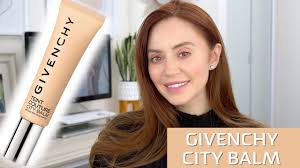 Testing Out <b>Givenchy Teint Couture City</b> Balm - YouTube