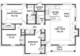 Bedroom House Plans Open Floor Plan   Speedchicblog Bedroom House Plans Open Floor Plan