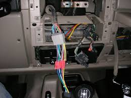 installing aftermarket radio in tj write up jeep wrangler forum once you get the bolt out you can slid the radio out and unplug it then hook up your harness