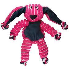 <b>Kong Floppy</b> Knots <b>игрушка</b> для собак Кролик (канаты внутри) 23 ...