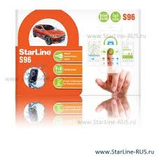 <b>Сигнализация StarLine S96 BT</b> 2CAN+2LIN GSM: цена ...